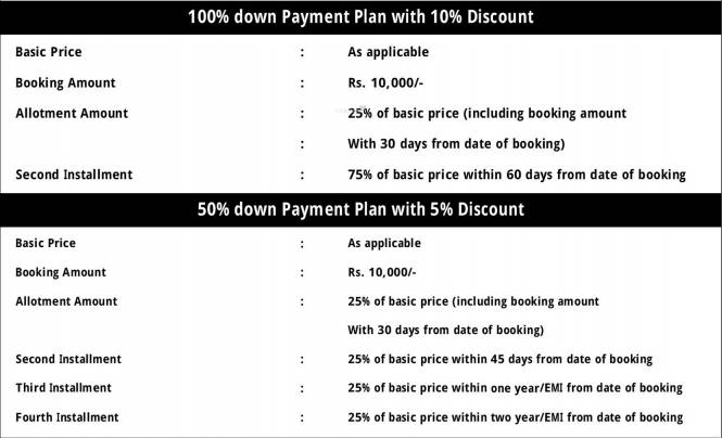 Images for Payment Plan of Vasundhara Orchid Valley