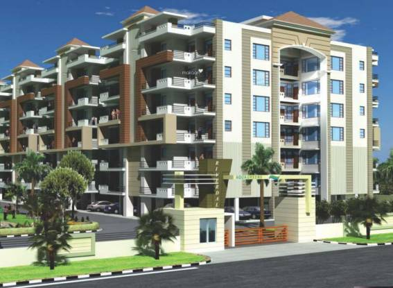 Barnala Riverdale Apartments Elevation