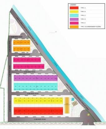 Sanfran Green Homes City Layout Plan