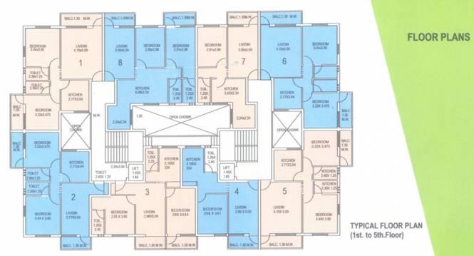 Kurtarkar Jairam Phase 3 Cluster Plan