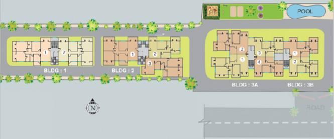 Models Boulevard Layout Plan