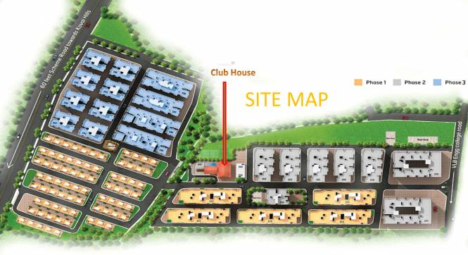 Images for Site Plan of Rakindo Orchids