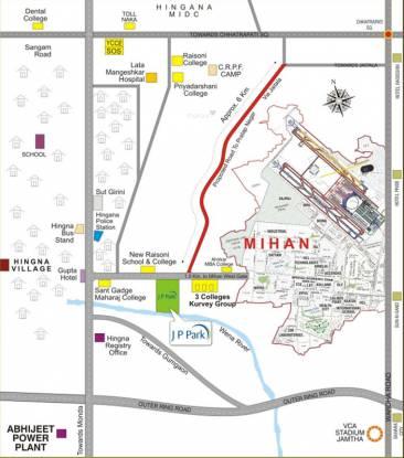 JP Radiance Location Plan