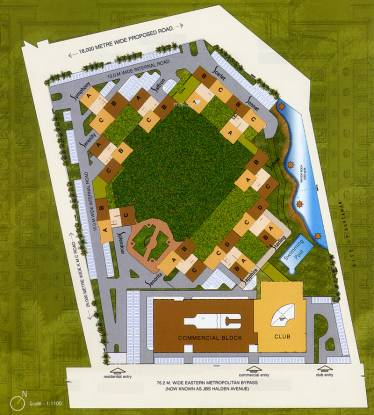 Space Silver Spring Layout Plan