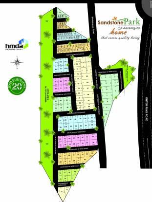 Sandstone Park Layout Plan