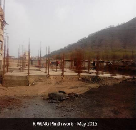 Ekta Greenville Villa Construction Status