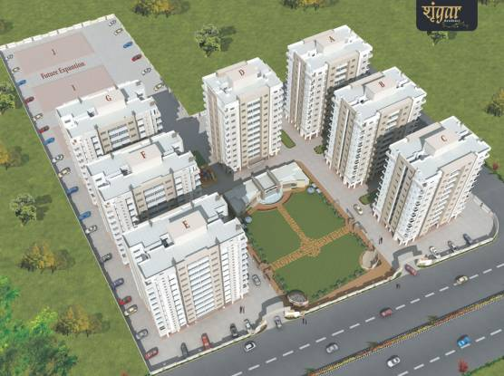 Raghuvir Shrungar Residency Elevation