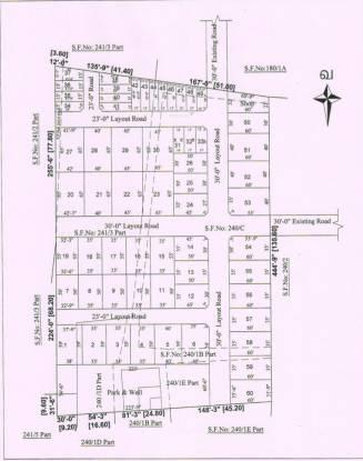 Nachatra Classic Phase II Layout Plan