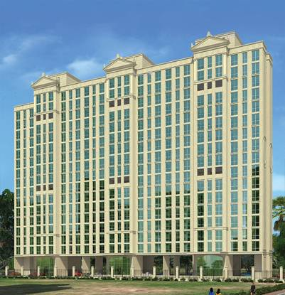 Images for Elevation of Hiranandani Maple A B and C Wing