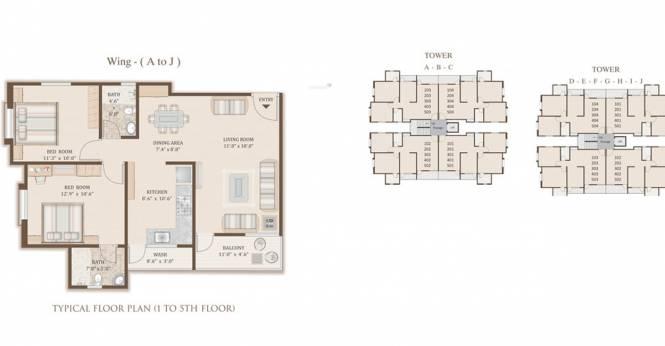 Vraj Havali Resi Cum Plaza Cluster Plan