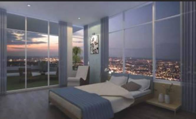 future-towers Bedroom