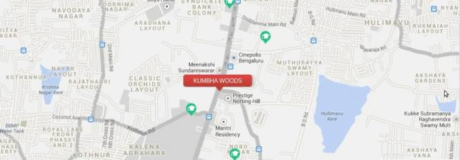 Images for Location Plan of URS Kumbha Woods