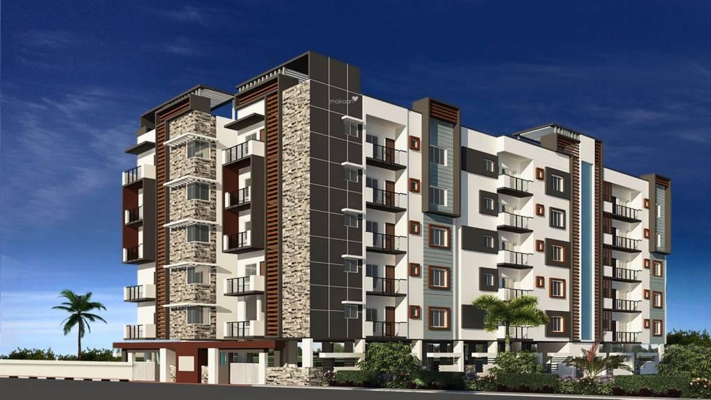 Lakshaya Lakshya Homes Elevation