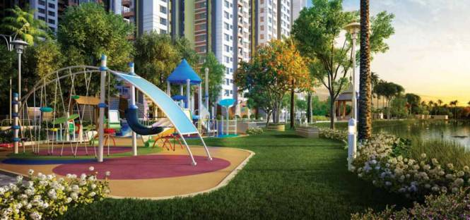 Siddha Eden Lakeville Amenities