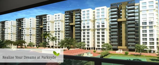 Jaikumar Parksyde Residences Elevation