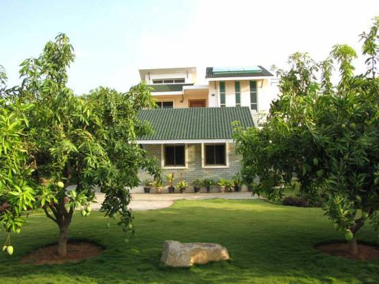 Pragati Green Meadows Elevation