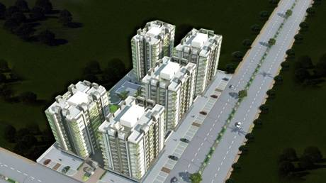 Happy Home Nakshatra View Elevation