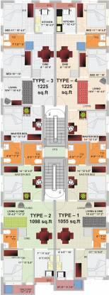 Himang Geetha Cluster Plan