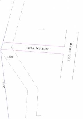 Tamilnadu Kovai Hills House With Plots Location Plan