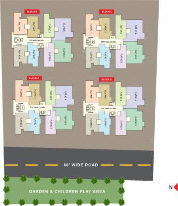 Sree Daksha Sanshray Phase II Site Plan
