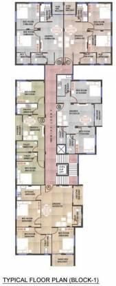 Realtech Rajarhat Junction Cluster Plan