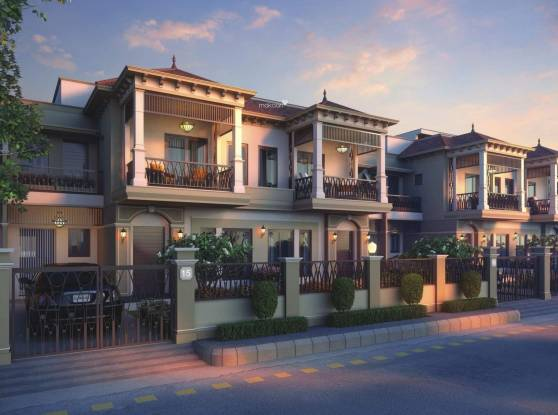 Shaligram Garden Homes Elevation