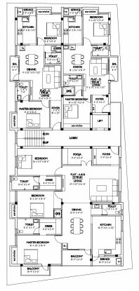 Rahul Orchid Cluster Plan
