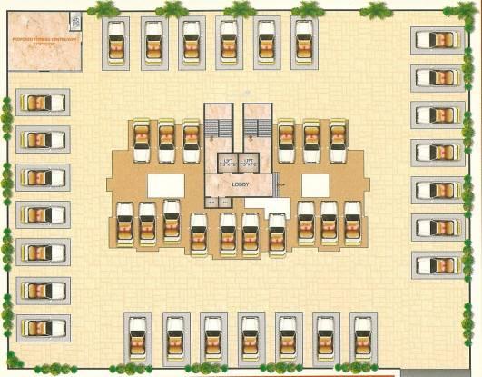 Suncity Avenue Site Plan