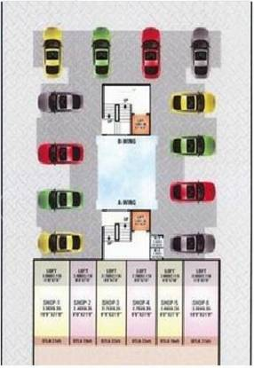 Aniruddha Sagar Cluster Plan