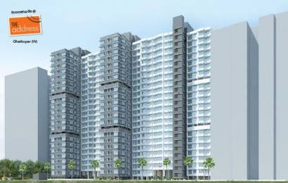 Wadhwa Promenade The Address Elevation
