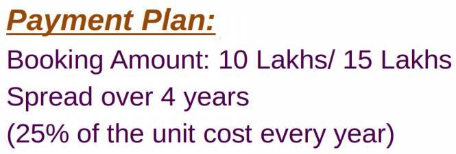 Mahindra Luminare Payment Plan