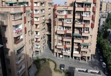 The Antriksh Rashi Apartments Elevation