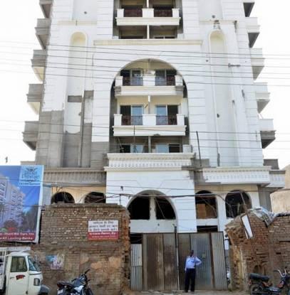 Rudra Prestige Construction Status