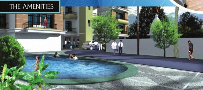Images for Amenities of Rudra Real Estate Heights