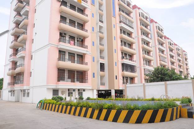 Rudra Heights Elevation