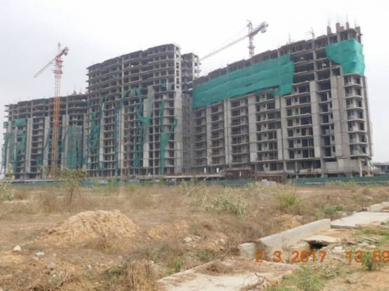 Migsun Ultimo Construction Status