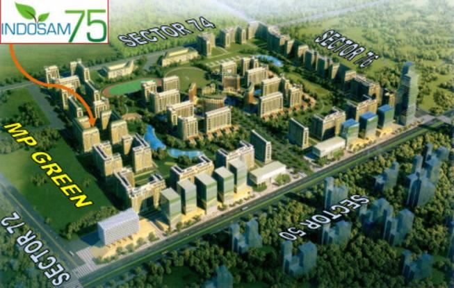 Indosam 75 Site Plan
