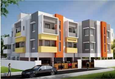 Mahalakshmi Chandrasekar Avenue Elevation