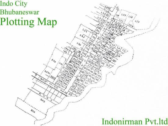 Indo City Layout Plan