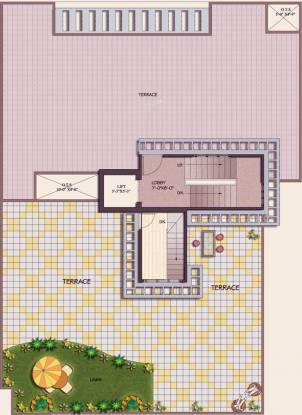 Amit Ria Homes Cluster Plan