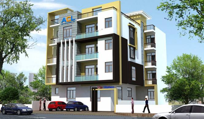 Amit Ria Homes Elevation