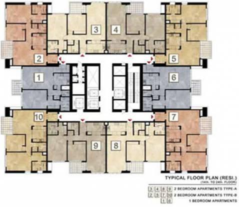 ETA The Palladium Cluster Plan
