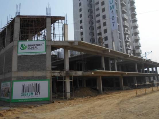 Signature Solera Construction Status