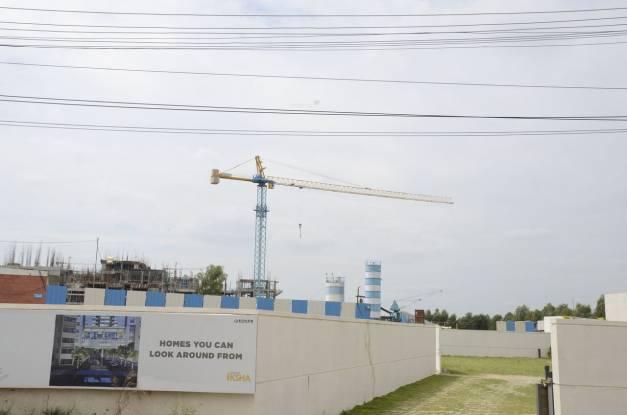 Rohan Iksha Construction Status