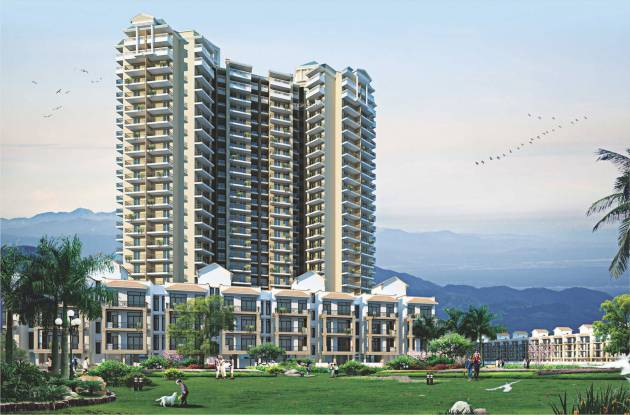 Supertech Hillview Apartments Elevation