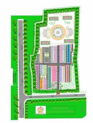 Rajasthans Pearl City Layout Plan