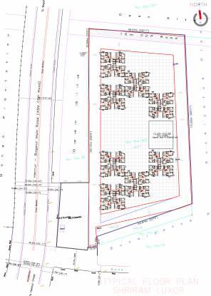 Shriram Luxor Master Plan