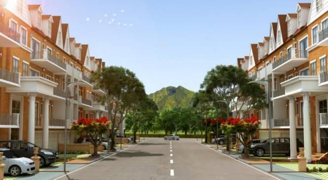 Raheja Ayana Residences Elevation