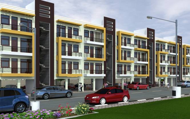 Dara Gold Homes Elevation