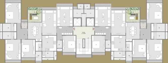 Binori 180 Cluster Plan